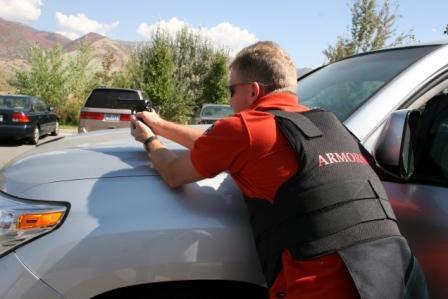 Bulletproof Vest with Armormax