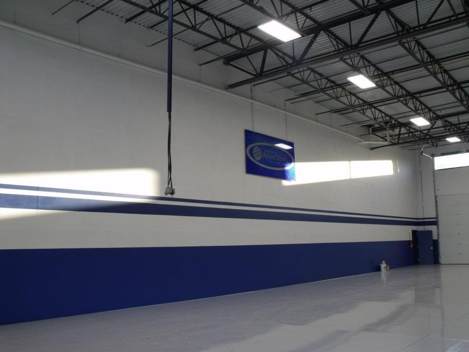 Clean Armoring Facility