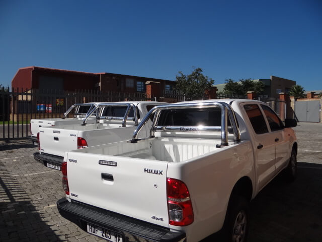 Armored Hiluxes for Sale Bulletproof SUV