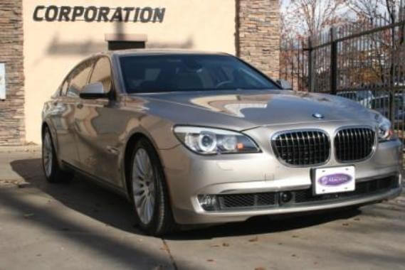 Armoured Sedans Bulletproof BMW 750 LI from International Armoring