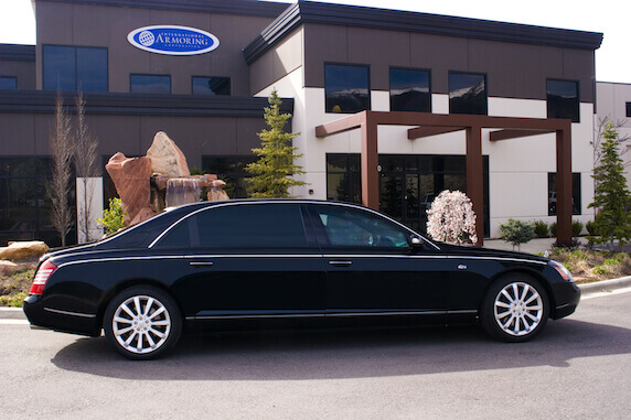 Armoured Sedans Maybach_Bullet_proof_Expensive_Cars