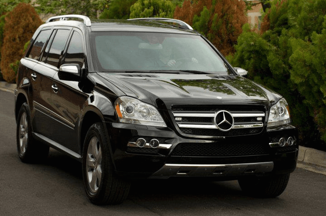 Armored Bullet Proof Mercedes Benz GL 450 by Armormax