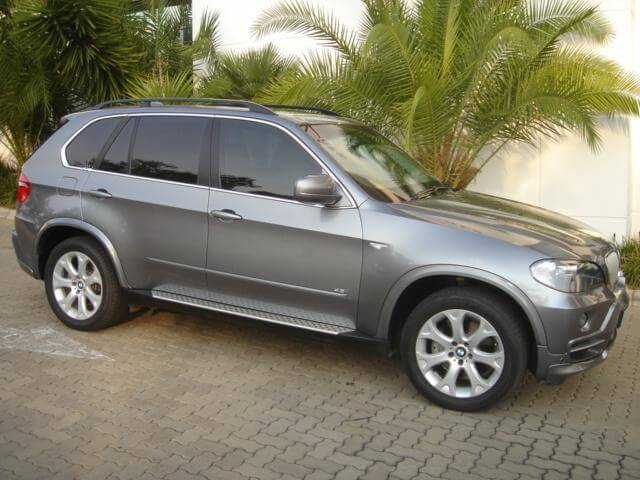 15 Interesting Facts Armoured Vehicles BMW X5 Armored
