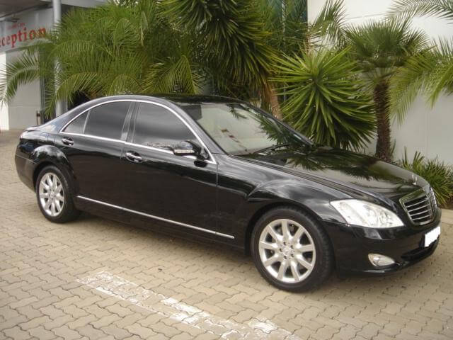 15 Interesting Facts Armoured Vehicles Mercedes S500 Armored