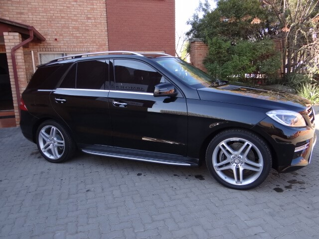 Armormax South Africa Armored SUV and Sedan Options Africa