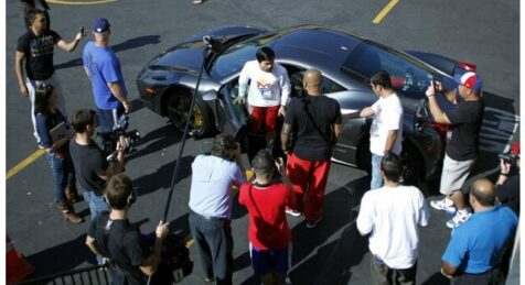 Manny Pacquiao Armored Luxury Protection