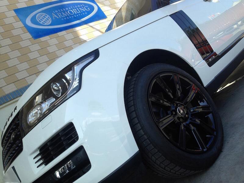 IAC Philippines - Range Rover