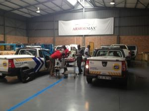 South Africa Armoring Company Facility Armormax