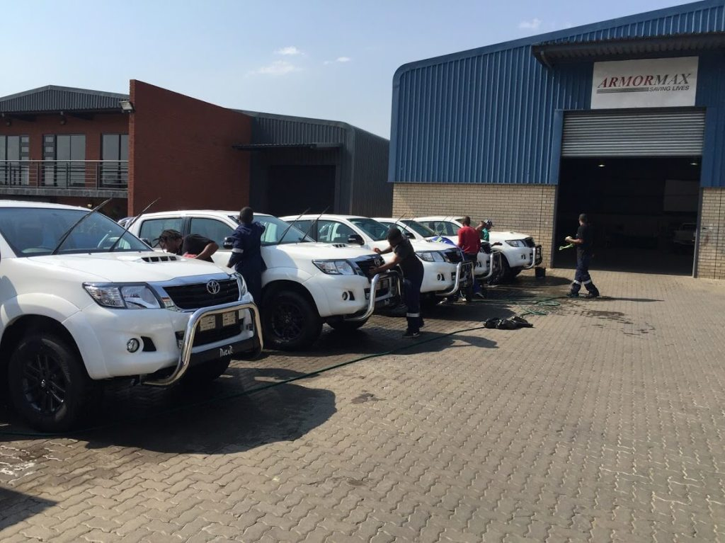Securing Armoured Vehicles Bulletproof Car Company