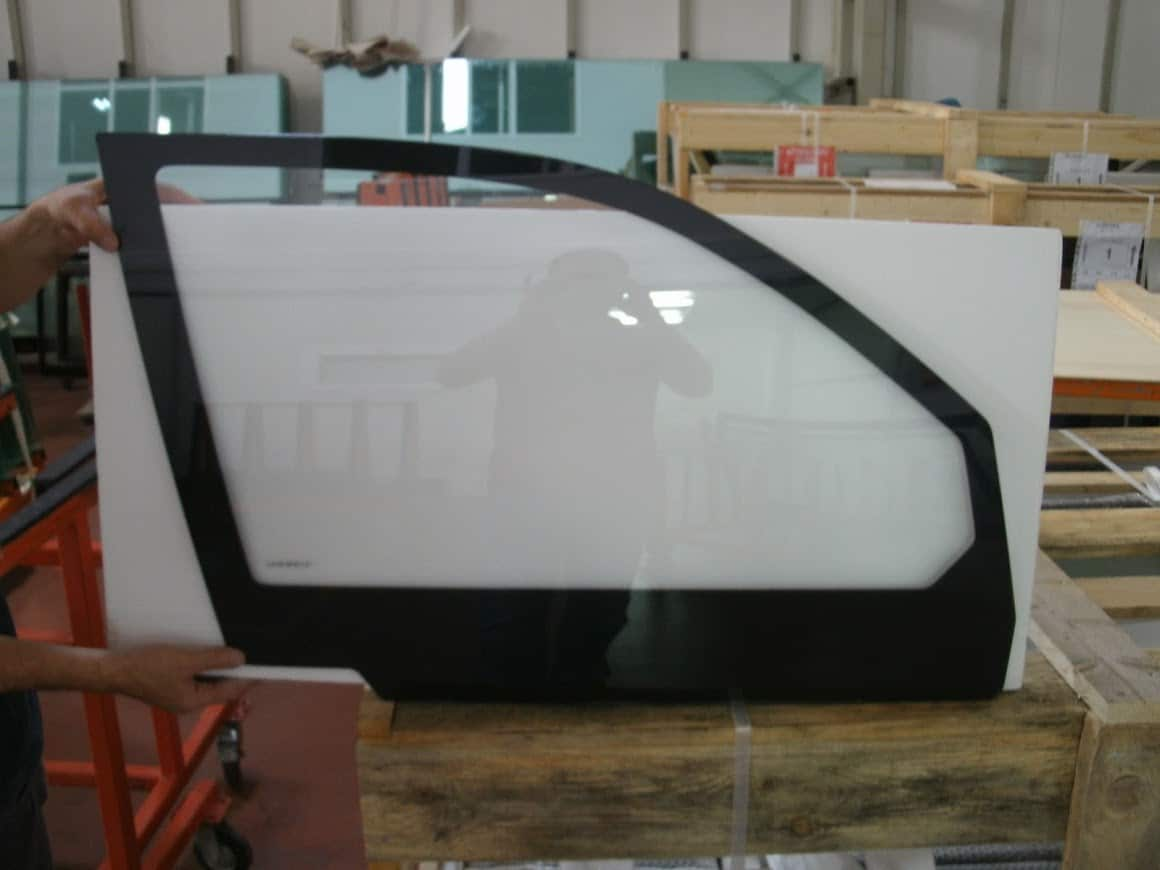 Perfect Ballistic Glass Shipping Image Bulletproof Glass