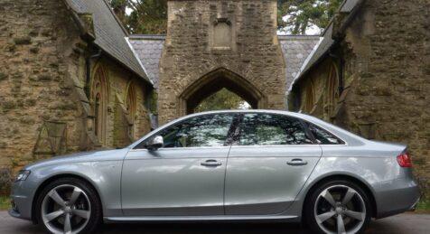 Bulletproof Audi S4 Armormax