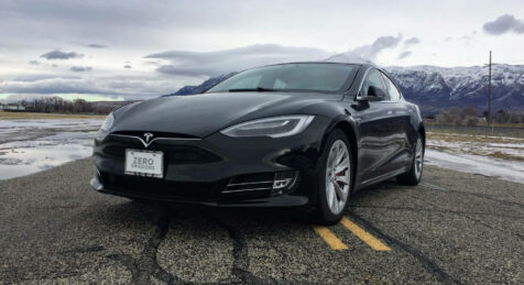 Armormax Armored Tesla Model S P100D WP