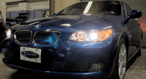 Bulletproof BMW 335i