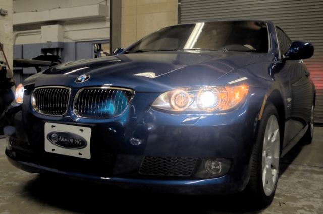 Bulletproof BMW 335i