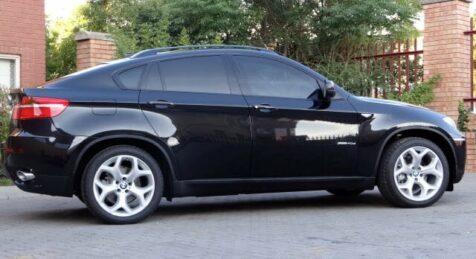 Bulletproof BMW X6