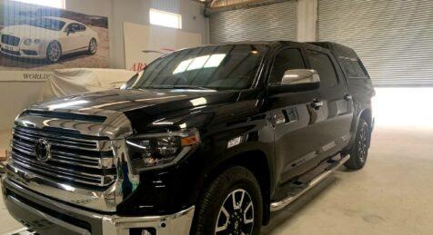 Bulletproof Toyota Tundra Armormax