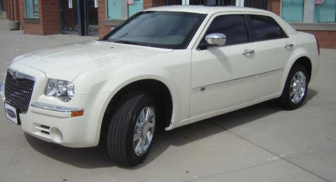 Bulletproof Chrysler 300