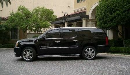 Bulletproof 2014 Cadillac Escalade B6 Plus