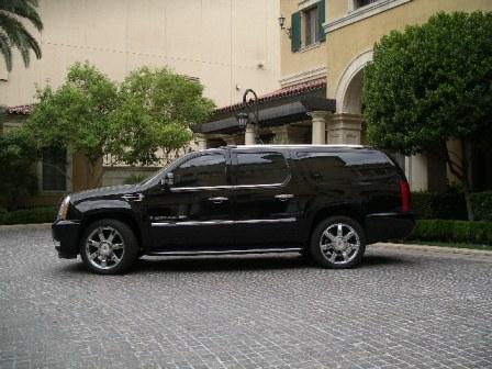 Bulletproof 2014 Cadillac Escalade B6 Plus