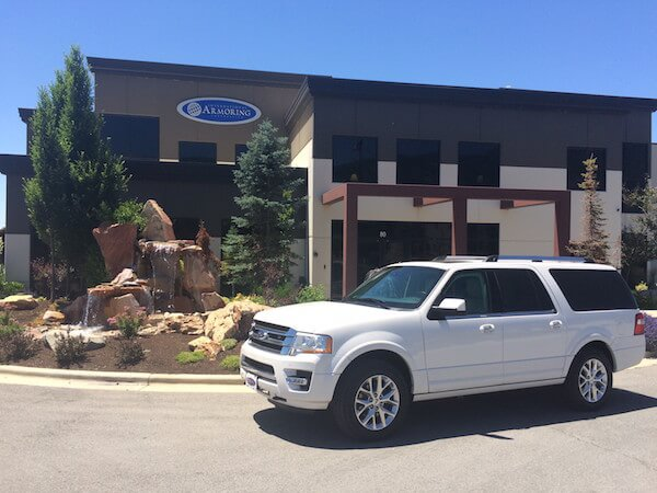 Bulletproof 2016 Ford Expedition