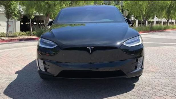 Bulletproof Tesla Model X