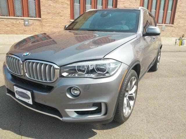 Bulletproof BMW X5