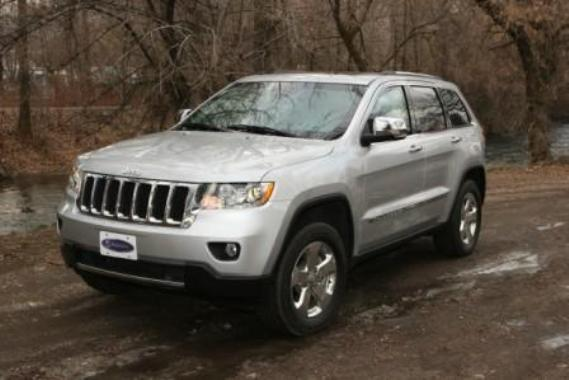 Bulletproof Jeep Grand Cherokee