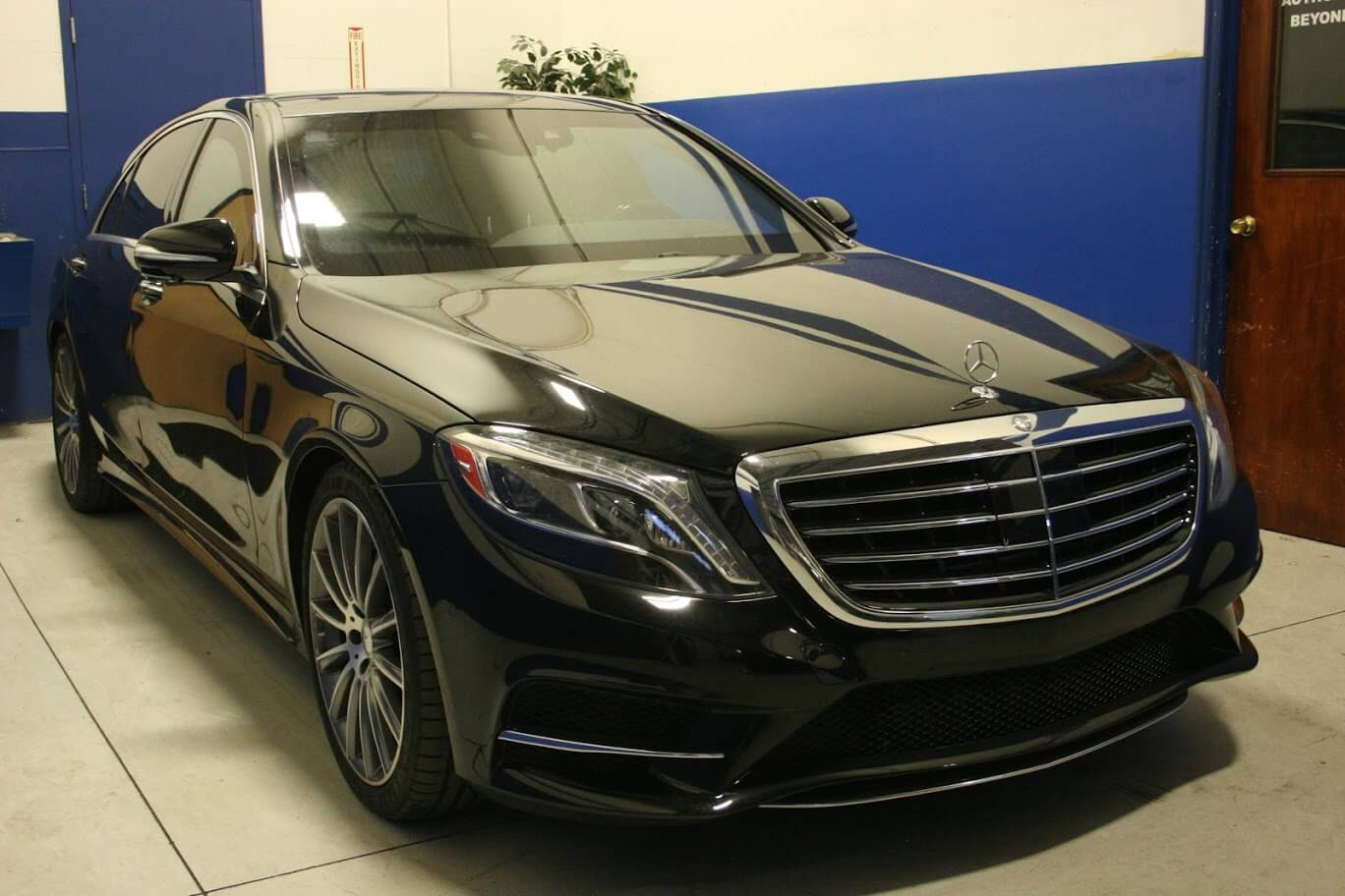 Armored Bulletproof Mercedes Maybach S600 For Sale - Armormax