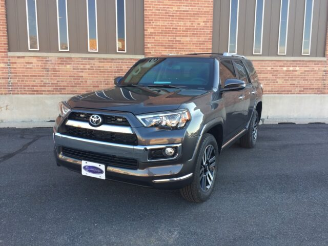 Bulletproof Toyota Fortuner