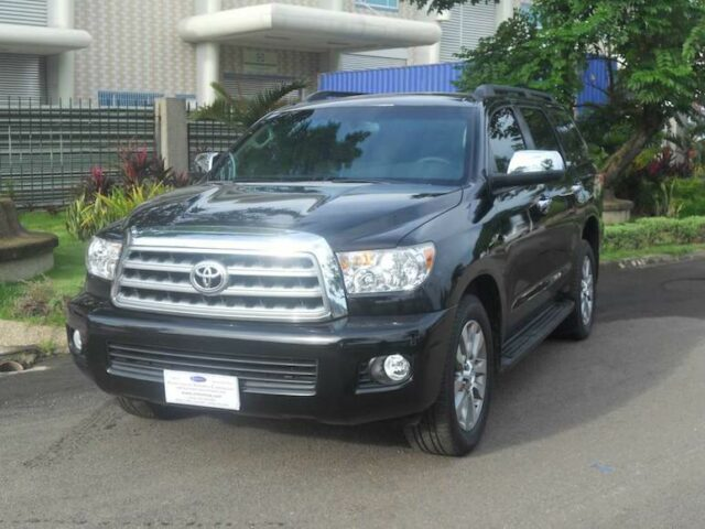 Bulletproof Toyota Sequoia For Sale