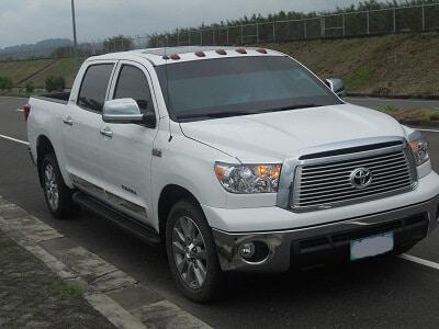 Bulletproof Toyota Tundra Truck