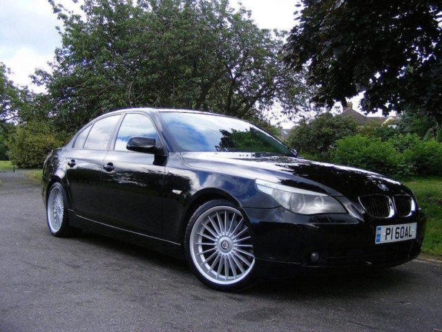Bulletproof BMW Sedan Options