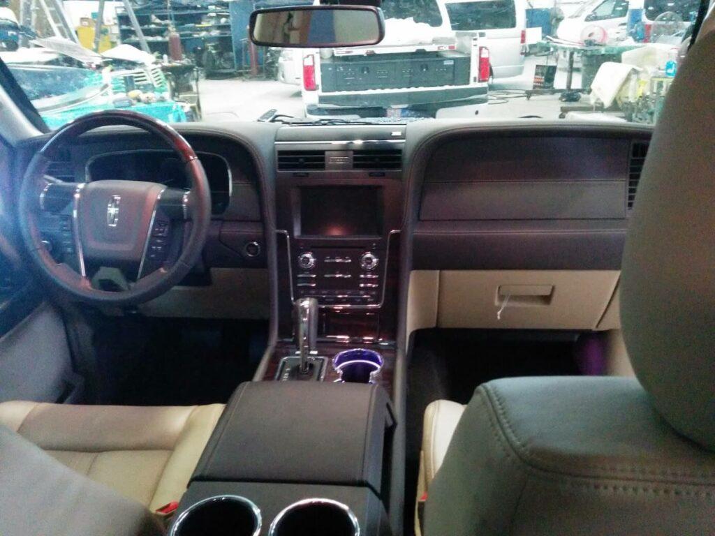 Bulletproof Lincoln Navigator