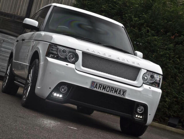 Bulletproof Custom Range Rover Conversion