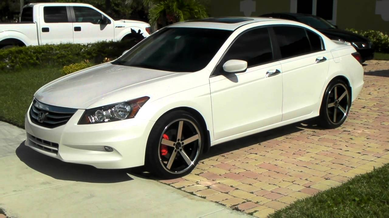 Bulletproof Honda Accord Armormax