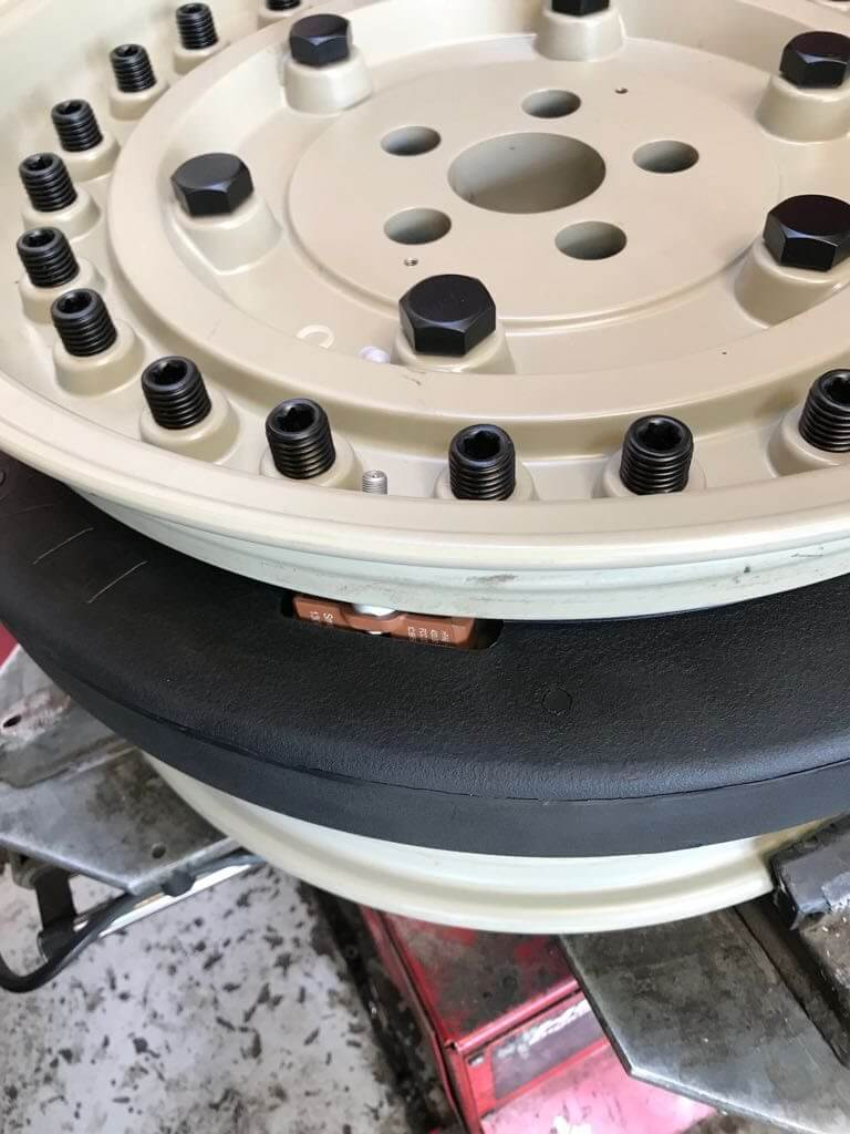 Discount Tire Utah >> What's Inside a Bulletproof Runflat Tire? - Armormax