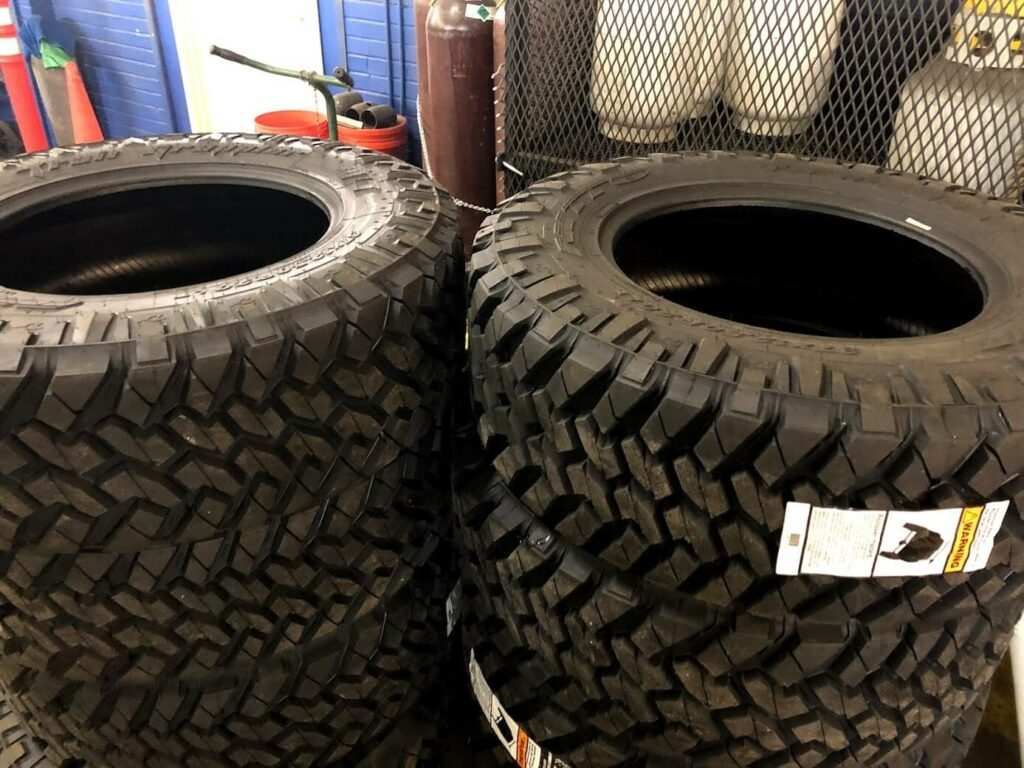 Tires for Runflat Insert Tire Flat Upgrade