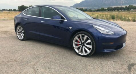 Utah Driven Tesla Model 3 Armormax