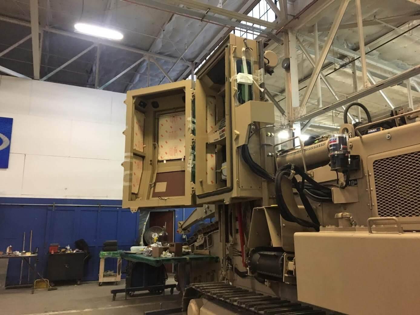 Upgrades Vermeer Armormax Trencher