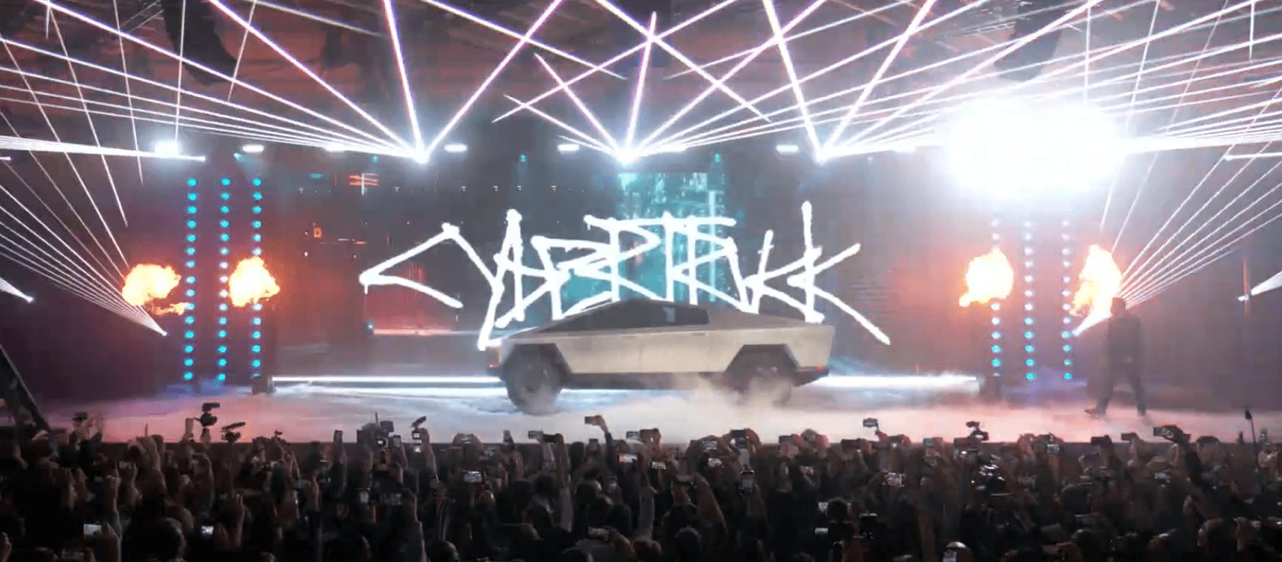 Tesla Cybertruck Opening Armormax