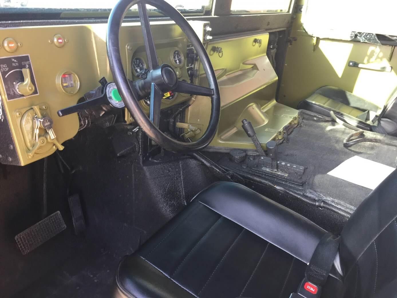 Steering Wheel Bulletproof Humvee Hummer from Armormax
