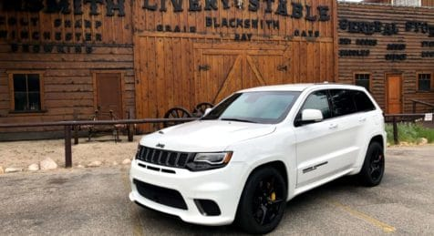 Armoured Jeep SRT TrailHawk with Armormax Photo Gallery