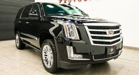 Bulletproof 2015 Escalade For Sale Complete