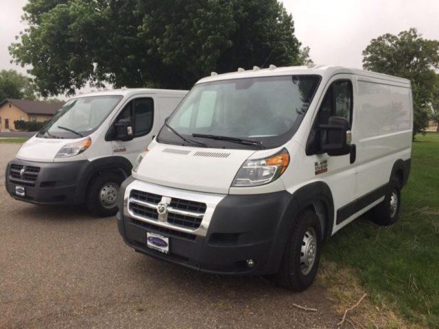Bulletproof Dodge Promaster Van