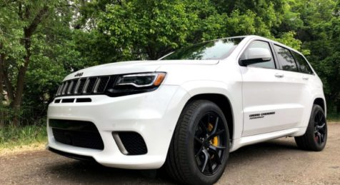 Bulletproof Jeep SRT TrailHawk with Armormax Off Roading