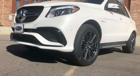 Bulletproof Mercedes Benz GLE 63 SUV AMG SUV White