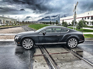 Bulletproof Bentley Continental