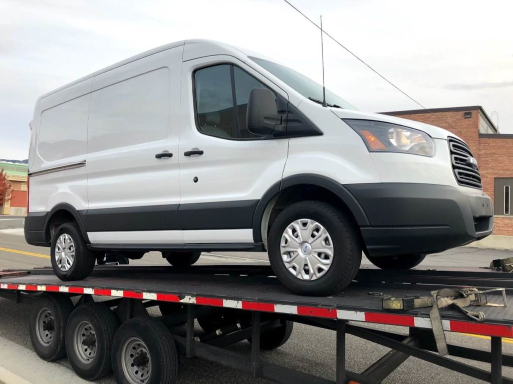 Armored Bulletproof Ford Transit Options