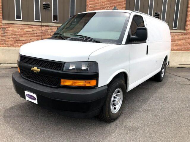 Bulletproof Chevrolet Express