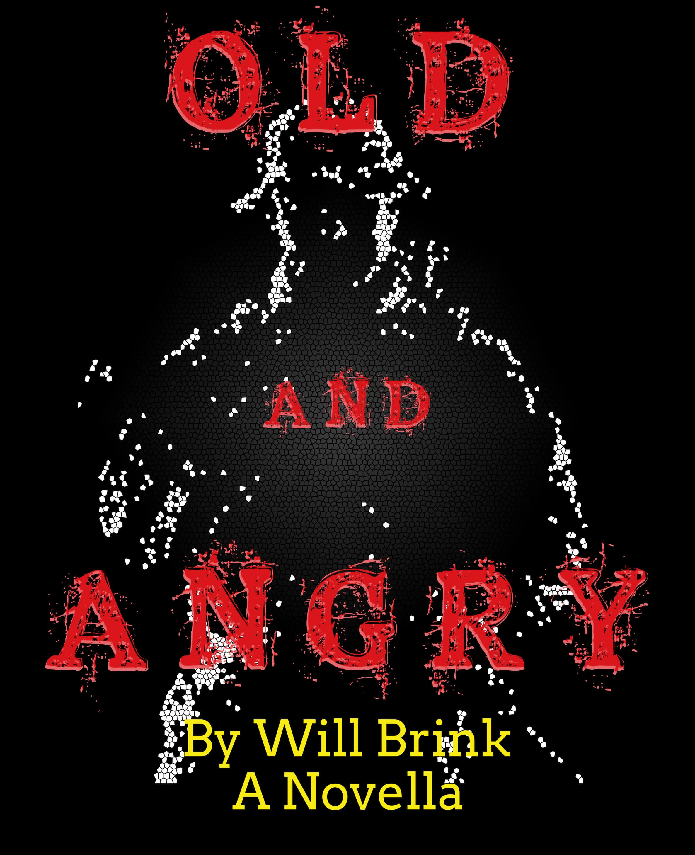 Old and Angry Book William Brink